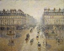 C.Pissarro, Avenue de l'Opera von AKG  Images