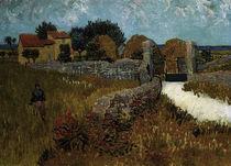 V.van Gogh, Bauernhaus in der Provence von AKG  Images