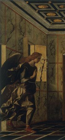 Giov.Bellini, Engel der Verkuendigung von AKG  Images