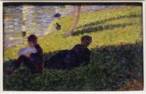 G.Seurat, Studie zu 'Grande Jatte' by AKG  Images