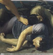 G.Reni, Samson als Sieger,Ausschnitt by AKG  Images