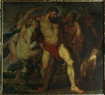 P.P.Rubens, Der trunkene Herkules von AKG  Images