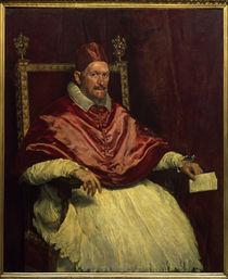 Papst Innozenz X. / Velasquez by AKG  Images