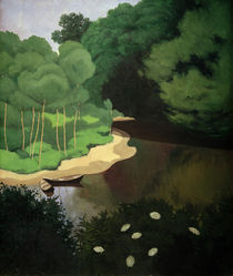 F.Vallotton, Die Dordogne bei Carennac by AKG  Images