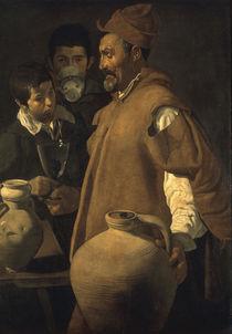D. Velasquez, Wasserverkaeufer v.Sevilla von AKG  Images