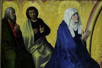 R. van der Weyden, Maria und Apostel by AKG  Images