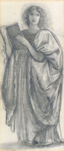 E.Burne Jones, Nimue von AKG  Images