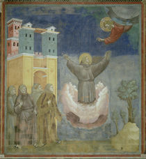 Giotto, Franziskus in Extase von AKG  Images