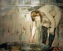 Manet, Die Frau mit der Wanne by AKG  Images