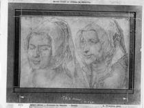 A.Duerer, Alte und junge Frau von AKG  Images