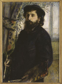 Claude Monet / Gemaelde von Renoir by AKG  Images