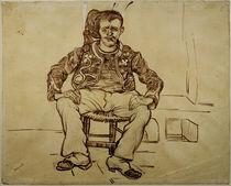 V.van Gogh, Sitzender Zuave by AKG  Images
