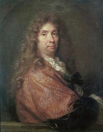 Charles Lebrun, Selbstbildnis, 1684. by AKG  Images