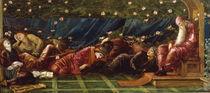 E.Burne Jones, Koenig und Hofleute von AKG  Images