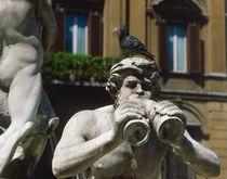 Rom, Fontana del Moro, Triton by AKG  Images