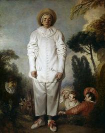 Antoine Watteau, Gilles by AKG  Images