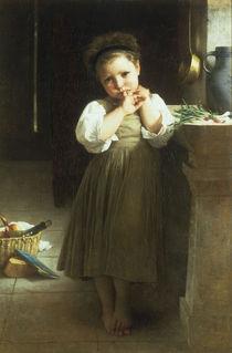 W.A.Bouguereau, Schlechte Schuelerin by AKG  Images