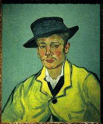 van Gogh, Bildnis eines jungen Mannes von AKG  Images