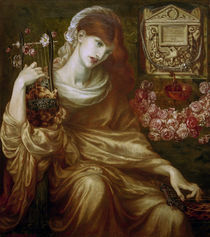 D.G.Rossetti, Roemische Witwe von AKG  Images