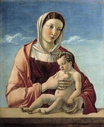 Giov.Bellini, Maria mit Kind von AKG  Images