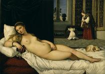 Tizian, Ruhende Venus von AKG  Images