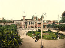Ostseebad Zoppot, Kurhaus / Photochrom by AKG  Images