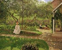 C.Pissarro, Ecke im Garten von Eragny von AKG  Images