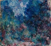 Claude Monet, Das Haus des Kuenstlers ... by AKG  Images