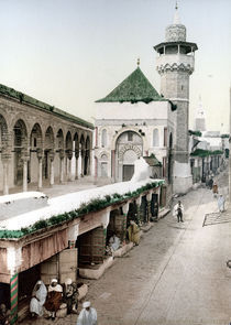 Tunis, College Sadiki / Photochrom by AKG  Images