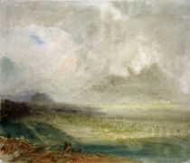 W.Turner, Das Rhonetal bei Sion by AKG  Images
