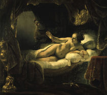Rembrandt, Danae by AKG  Images