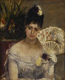 B.Morisot, Auf dem Ball by AKG  Images