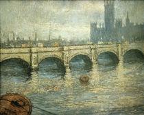 Monet/ Pont sur la Tamise/ 1903 von AKG  Images