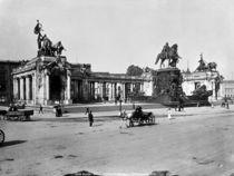 Berlin,Nationaldenkmal Kaiser Wilhelm I. by AKG  Images