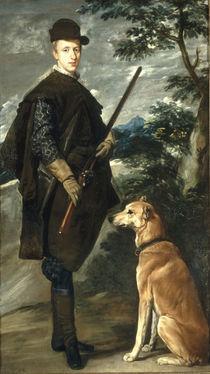 Ferdinand von Oesterreich / Velazquez von AKG  Images