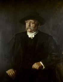 Otto von Bismarck / Lenbach 1878 by AKG  Images