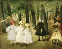 E.Manet, Kinder in den Tuilerien by AKG  Images