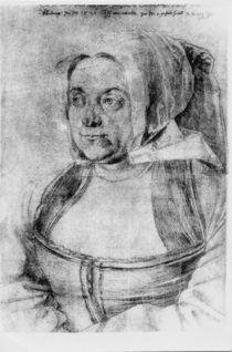 Agnes Duerer / Zng.v.Duerer 1521 by AKG  Images