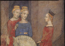 A.Lorenzetti, Buon governo, Brautzug by AKG  Images