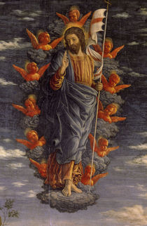 A.Mantegna, Himmelfahrt Christi by AKG  Images