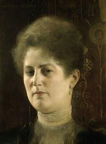 Gustav Klimt, Damenbildnis von AKG  Images