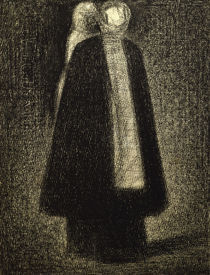 G.Seurat, Amme by AKG  Images