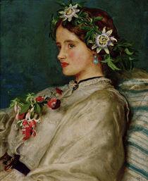 J.E.Millais, Meditation by AKG  Images