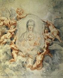 P.P. Rubens, Bild der Madonna by AKG  Images