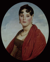 J.A.D.Ingres, Madame Aymon by AKG  Images