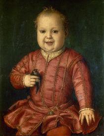 Giovanni de' Medici / Gem.v.Bronzino by AKG  Images