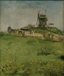Van Gogh, Die Muehle Le Bute von AKG  Images