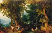 J.Brueghel d.Ae., Latona u.lykische B. von AKG  Images