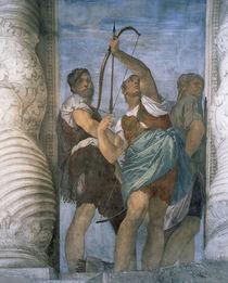 Veronese, Drei Bogenschuetzen von AKG  Images