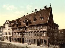 Braunschweig, Herzogl. Hof von AKG  Images